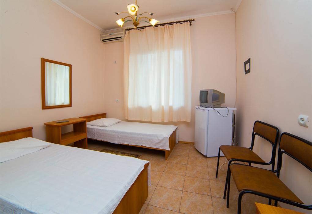номера гостиницы Морская